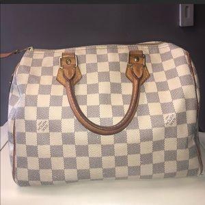 Handbags - Louis Vuitton Damier Speedy
